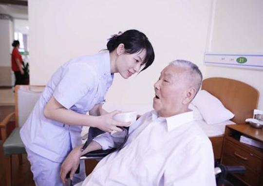 北京老人身体护理
