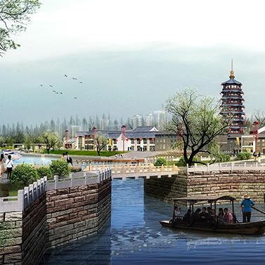 淮安里运河文化长廊旅游